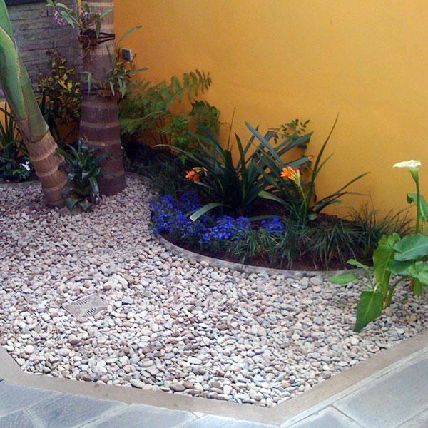Patios y pequeños jardines